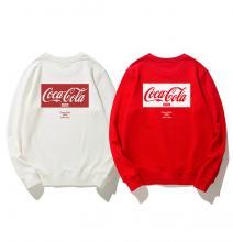 Coca-Cola Jacket Boys Hooded Coat