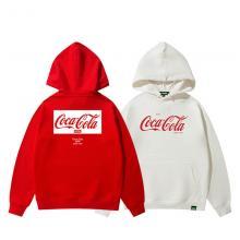 Coca-Cola Hoodies Double-sided printing Baby Boy Sweatshirt