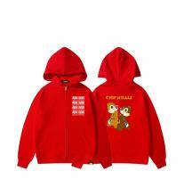 Disney Chip and Dale Coat Kids Zip Hoodie