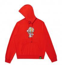 Boys Pullover Sweatshirt Doraemon Hoodies